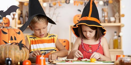 FREE KIDS COOKING CLASS AND COSTUME CONTEST! tickets