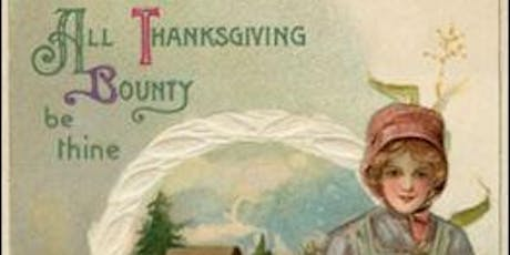 Thanksgiving Victorian Tea tickets