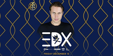 EDX @ Noto Philly Dec 13 tickets