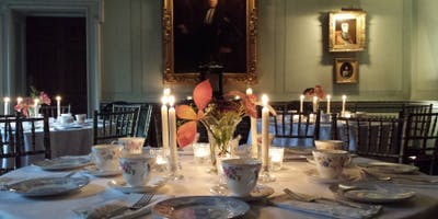 Festive Christmas Candlelit Tour with High Tea