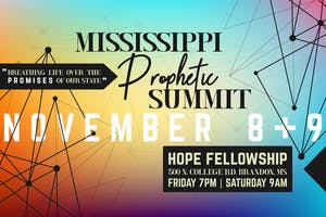 2019 Mississippi Prophetic Summit