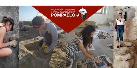 La presencia romana en Pamplona y su conservación: el caso de la Plaza del Castillo entradas