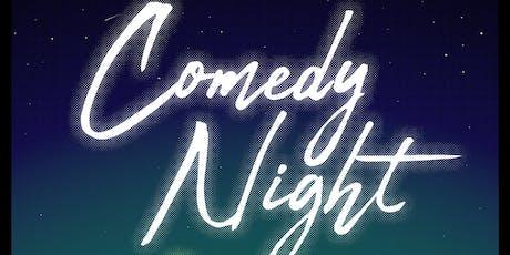 Galaxy Hut Comedy Night tickets