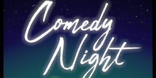 Galaxy Hut Comedy Night