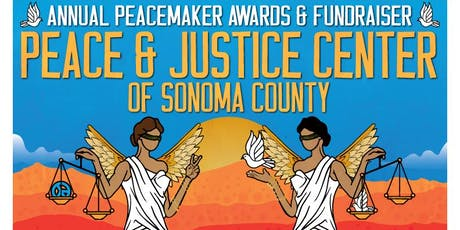 Peace & Justice Center's Peacemaker event w/ music by AfroFunk Experience tickets