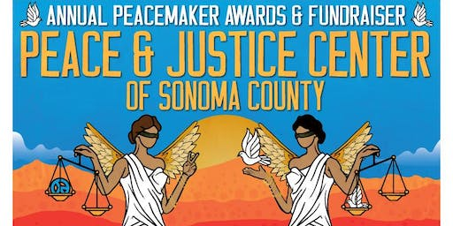 Peace & Justice Center's Peacemaker event w/ music by AfroFunk Experience