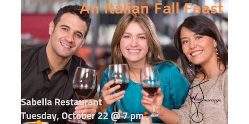 An Italian Fall Feast