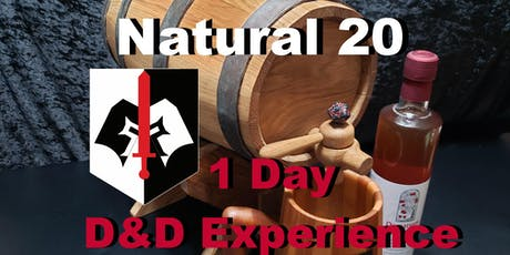 D&D - The 1 Day Experience tickets