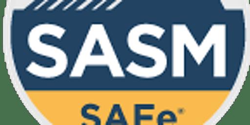 SAFe® Advanced Scrum Master Certification - Edison, NJ