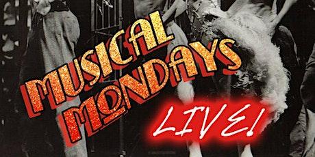 Musical Mondays: Live! tickets