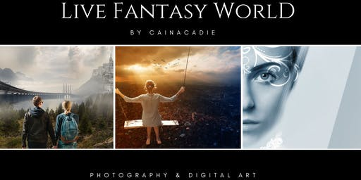 CAINACADIE LIVE FANTASY WORLD FOTOAKTION