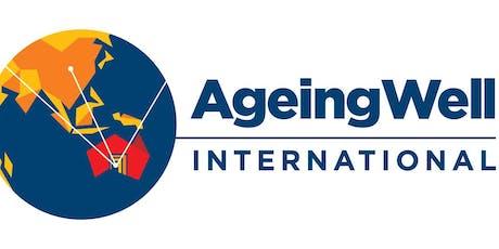Ageing Well International: Meet the Network tickets