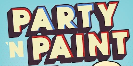 Party 'n Paint