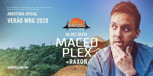 Warung Beach Club -Maceo Plex - 06 de Dezembro - Sexta