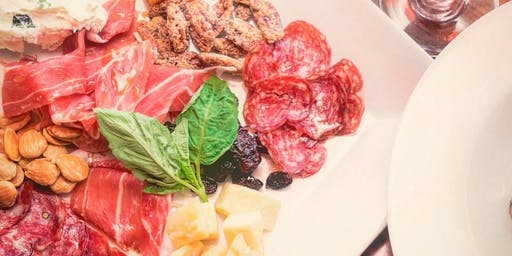TUSCAN TAPAS | An Unlimited Tasting Event By Novitá