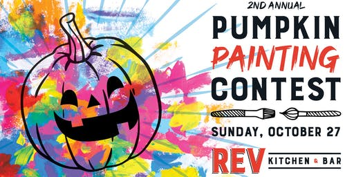 2nd Annual Pumpkin Painting Contest!