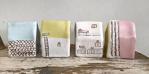 Ceramics  Workshop with Amanda Banham