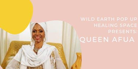 Queen Afua's Womb Wellness Master Class tickets