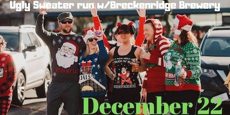 Ugly Sweater Brew run w/Breckenridge Brewery tickets