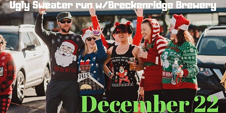 Ugly Sweater Brew run w/Breckenridge Brewery- SOLD OUT!! tickets