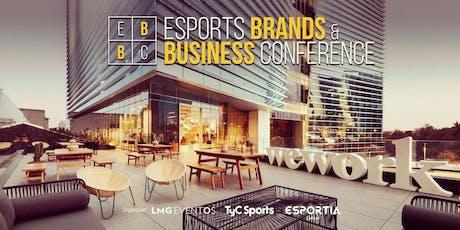 Esports Brands & Business Conference entradas