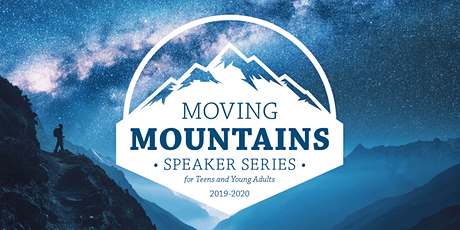 2019-2020 Moving Mountains Speaker Series tickets