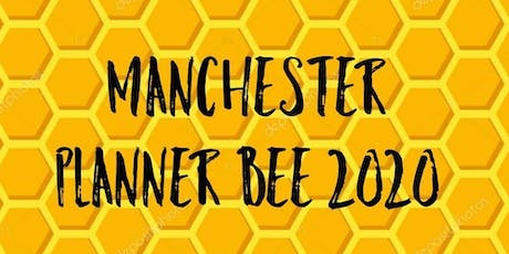 Manchester Planner Bee 2020 tickets