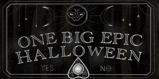 ONE BIG EPIC Halloween
