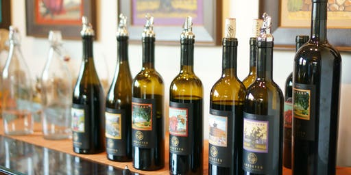 Wine Pairing Dinner With Lasseter Family Winery