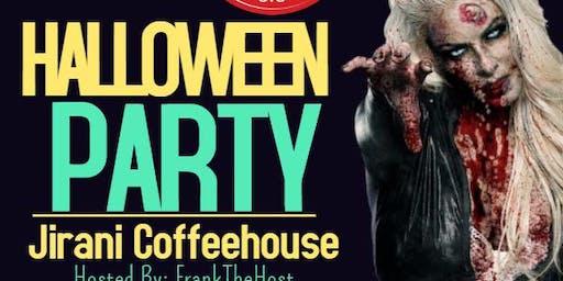 Halloween Party @ Jirani