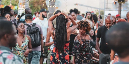 Miami Carnival | AfroBeats, Soca & HipHop DayParty {Oct 13}