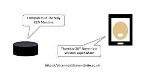 CITCEN Meeting Nov 2019 - Alexa, Cuespeak and...