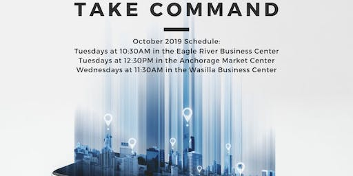 Take Command with Mike Pannone (Anchorage)