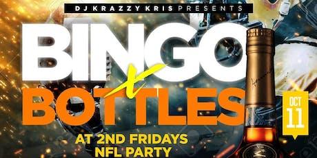 Trap Bingo @ 2nd Fridays tickets