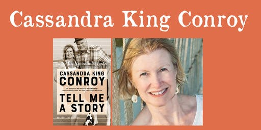 "Cassandra King Conroy - ""Tell Me A Story"""