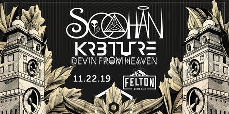 SOOHAN with KR3TURE & Devin From Heaven tickets