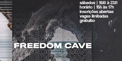 Freedom Cave - Treinamento para discipulado