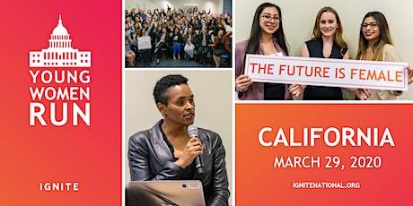 Young Women Run California tickets