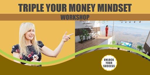 Triple Your Money Mindset Workshop