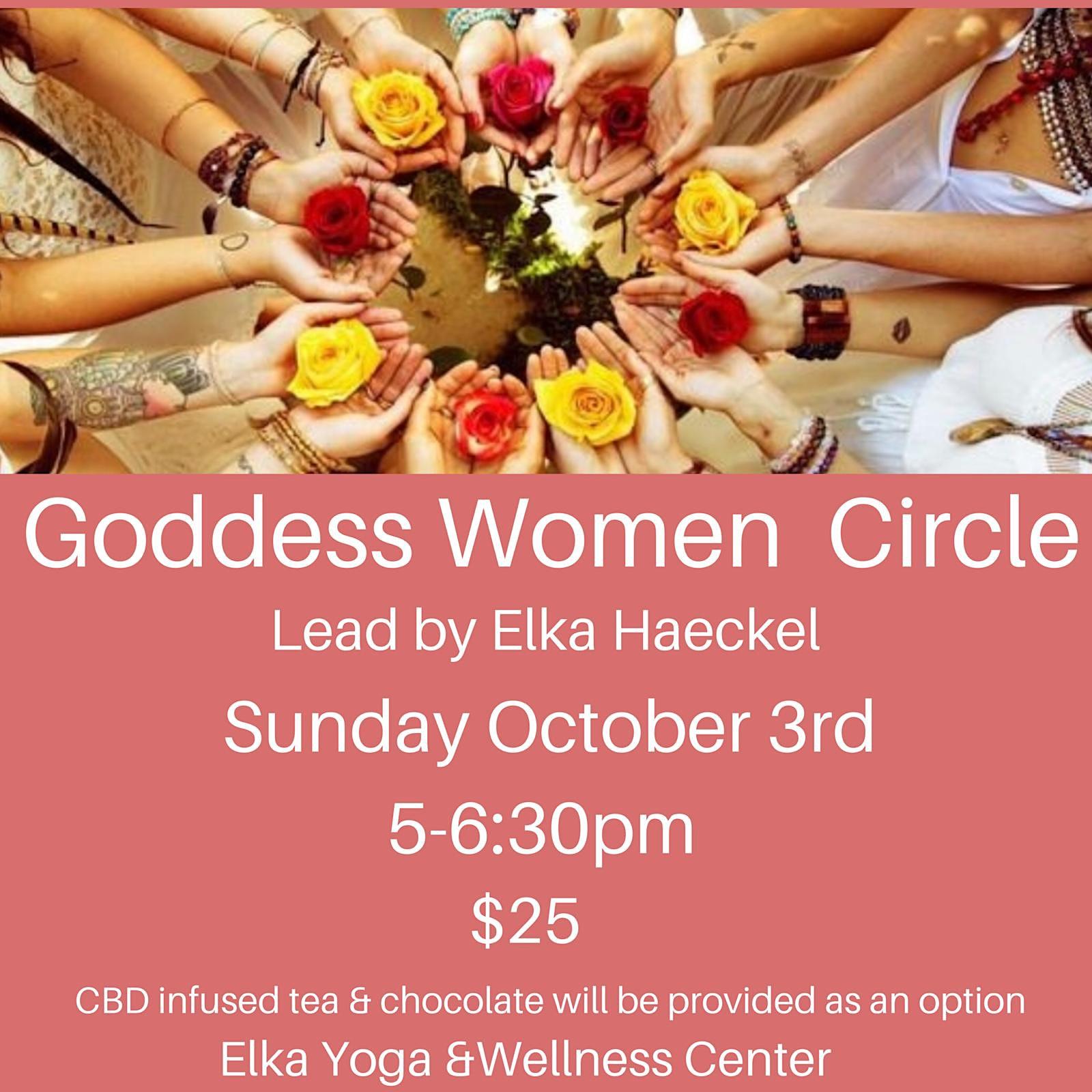 Goddess Women Circle
