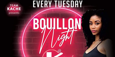 Bouillon Night tickets