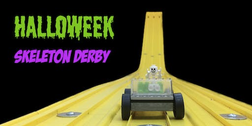 Halloweek: LEGO Skeleton Derby, 4:30 PM