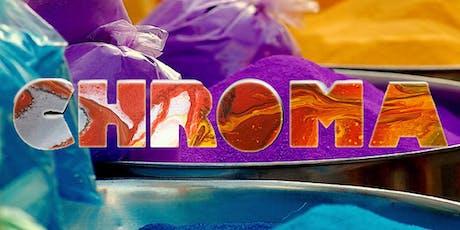 CHROMA Art Opening Reception tickets