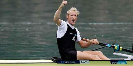 """Wakatipu Rowing Club """"Raising the Oar"""" Cocktail Fundraiser with Eric Murray tickets"""