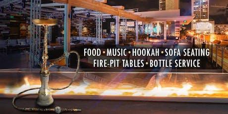Rooftop Restaurant & Lounge Thursdays tickets