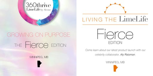 LimeLife Canada 360thrive and Living the LimeLife in Winnipeg, MB