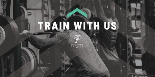 Train with Us at TRIO Santa Monica