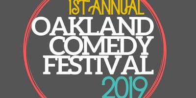 Best of the Fest Showcase for Oakland Comedy Festival