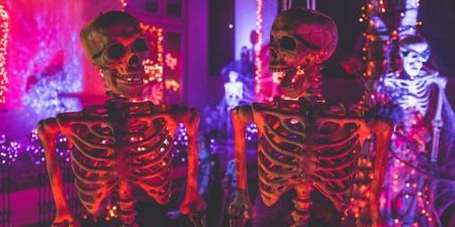 The Network Bar Halloween Bash