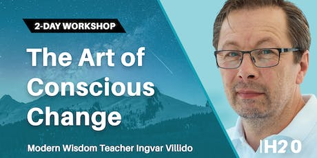 The Art of Conscious Change Workshop with Ingvar Villido tickets